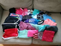Lot of 33 pieces of girls clothing - sizes 14/16 Church Hill, 37642