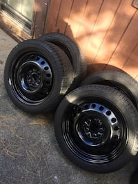 Honda Civic,, 215/45/17  Michelin X3 Mississauga, L5B 4G7
