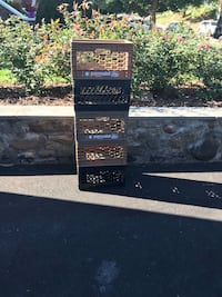 Five commercial milk crates  Yonkers, 10701