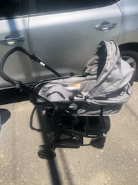 Urbini, stroller, toddler seat, infant seat and base