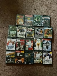 Games ps2 Hagerstown, 21740