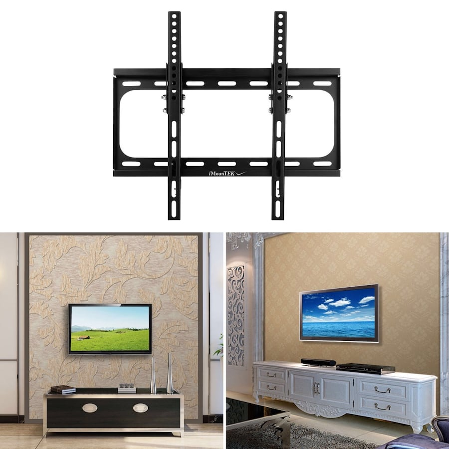 TV wall mounting (all brands of TV and all dimensions).