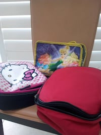 Girl's lunch bag Hello Kitty Tinkerbell Vaughan, L4L 5G8
