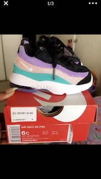 Toddler Airmax 95 *Never Worn*