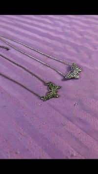 Butterfly necklaces 169 mi