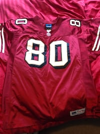 Authentic Jerry Rice Jersey