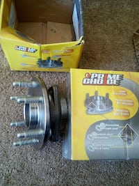 09 Chevy Traverse ls Hub Bearings 1948 mi