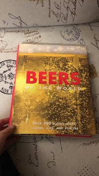 Beers of the world book Hamilton, L9C 1J9