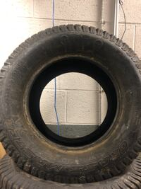 Go cart or tractor tires brand new