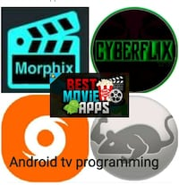 Android tv programming