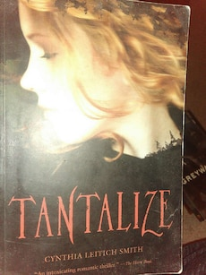 Tantalize book