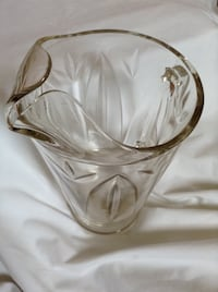 Glass pitcher Conestoga, 17551