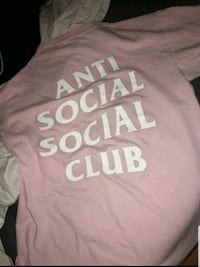 pink and white Pink by Victoria's Secret shirt Los Angeles, 91401