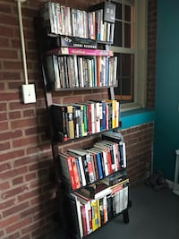 assorted DVD movie cases collection Washington, 20007