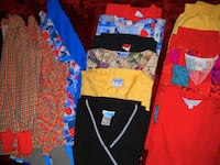 Large and XL Scrubs $18 for all Waynesville