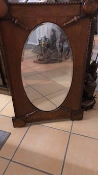 Beautiful Antique Oak Mirror McAllen, 78501