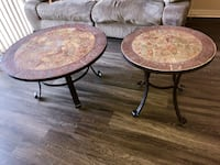 Matching coffee table and end table- need to go! Plantation, 33324