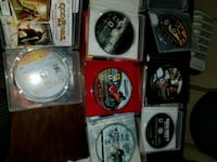 assorted PS3 game disc lot Daly City, 94015