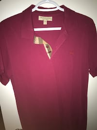 Raspberry Burberry polo Mississauga, L5M 0Y2