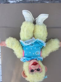 Monkey doll excellent condition from howdy dody show 1950's Manheim, 17545