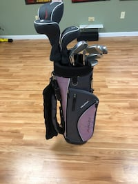 Acuity Voltage Golf Clubs