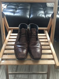 Brown Leather Dressing shoes Gardena, 90247