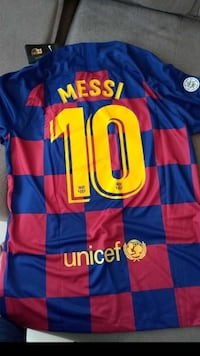 Barcelona  [TL_HIDDEN]  Messi Jersey