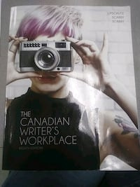 The Canadian Writers Workplace 8th edition Scarborough, M1K