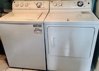 Washer and dryers it's very very clean and garanti Richmond Hill, L4C 2Z7