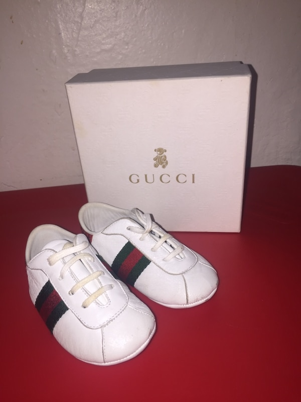 865800473 Used Gucci Baby Sneakers for sale in New York - letgo