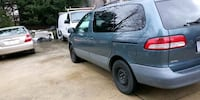 2002 Toyota Sienna LE Silver Spring