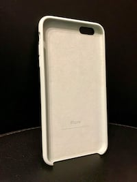 Used Apple IPhone silicon case 6/6s plus Vancouver, V5R 4H1