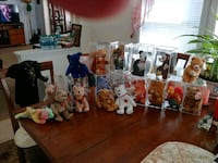 BEANIE BABYS Somers Point, 08244
