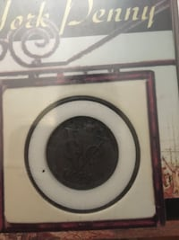 Coin from 1744 Calgary, T2Y