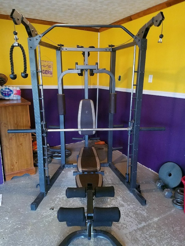 Marcy smith machine sm 4008 workouts machine photos and wallpapers