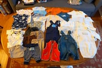 Baby boy 3 month clothing Rosedale, 21237