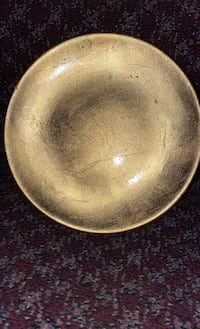 Decorative Plate for a large candle Baltimore, 21206