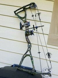 Left handed Bowtech Gurdian Milwaukee