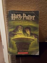 Harry Potter by J.K. Rowling book Brentwood, 94513