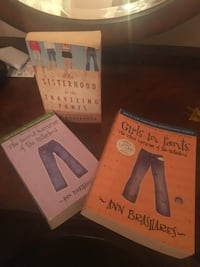 Sisterhood of the traveling Pants books Toronto, M2M 2M1