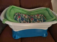 Baby bath with safety hammock Edmonton