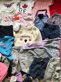 Assorted Toddler Clothes - size 3T Oshawa, L1G 4Z5