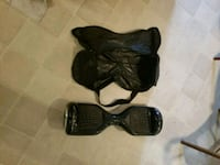 Hoverboard with charger and carrying case Jacksonville, 32216