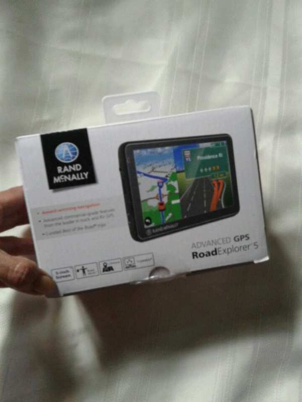 Rand Mcnally Gps >> Rand Mcnally Gps Navigation System