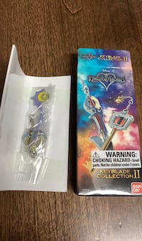 Kingdom Hearts Keyblade Collection Vol. 2 - Star Seeker  Montréal, H4L 3X5