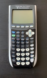 TI-84 Plus Silver Edition Washington, 20024