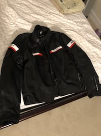 Rev It! Motorcycle jacket for winter and summer Mc Lean, 22101