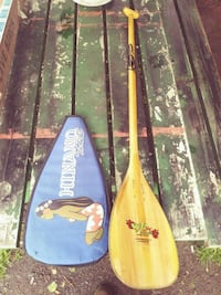 Xylo paddle... Can negotiate Hilo, 96720