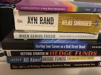Seven assorted book collection
