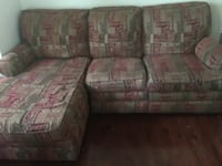Electric reclining sectional  NOTTINGHAM